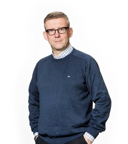 Markku Litja, toimitusjohtaja, TaseMark Oy